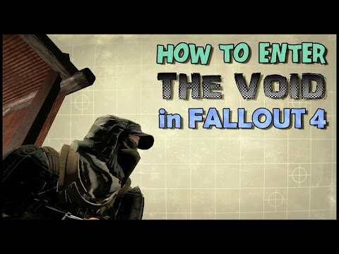 How to Enter the Void in Fallout 4 — Xtra Kredit on the Skooled Zone