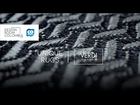 Verdi, Unique Rugs | Design Room Colombia