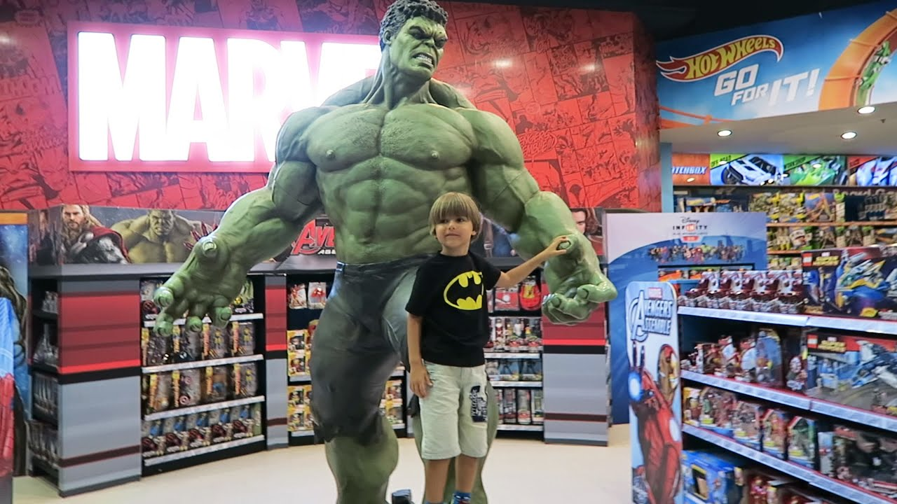 Giant Hulk Best Toys Shopping Spot The Toy Store