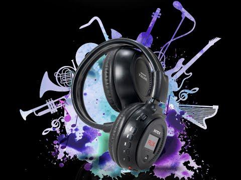 55f4581909b INTEX JOGGER BT HEADPHONES [BEST REVIEW] - YouTube