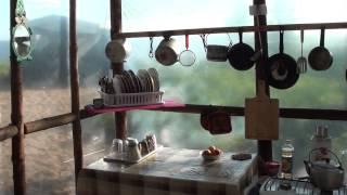 видео: Обустройство лагеря 2013