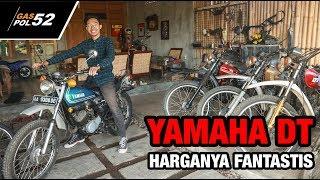Download YAMAHA DT 100 Harganya Tembus Rp 40 Juta