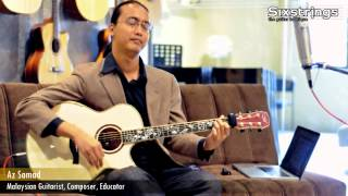 Mini Lessons with Az Samad, Lesson 4: Chords - Sixstrings, Malaysia