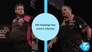 Scott Mitchell to enter PDC ProTour? | PLUS more! | PDC Challenge Tour Event 1-4 Review