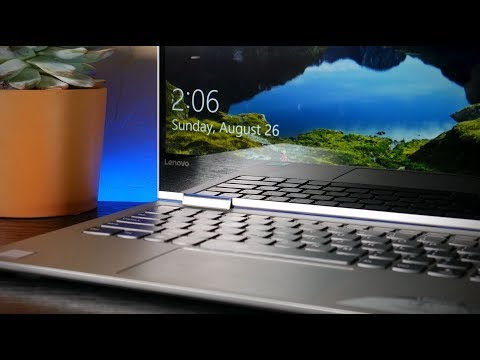 Lenovo Yoga 730 Review (13.3