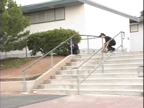 DC Shoes - Skate: GREG MYERS FOOTAGE