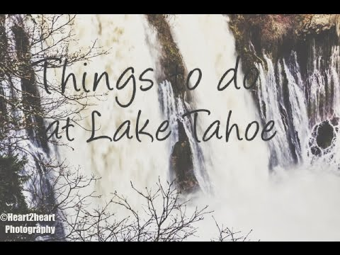 8 things to go at lake tahoe, to Mount Shasta snowing, blizzard, waterfall , driving trip |TyeChloe