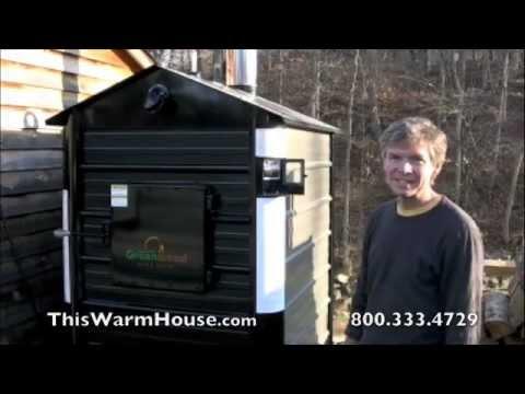 Empyre Pro Series - Smokeless Wood Gasification Demo