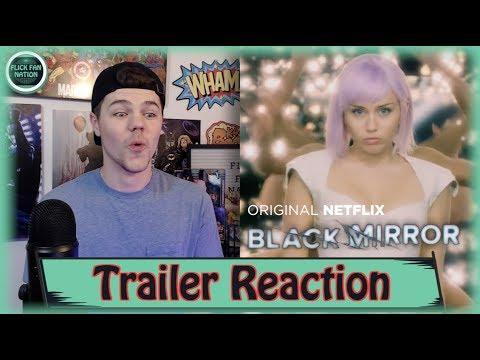 Black Mirror: Season 5 Official Trailer Reaction