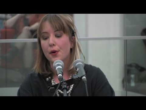 Katie Stelmanis At The Bloor/Gladstone Library (Part 2/8)