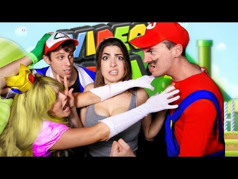 Game Characters In Anger Management Feat Rclbeauty101
