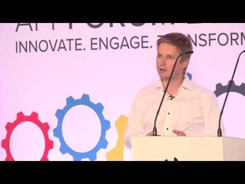 Zebra Technologies: Next Generation Printing for Android Developers, AppForum 2017 (EMEA)