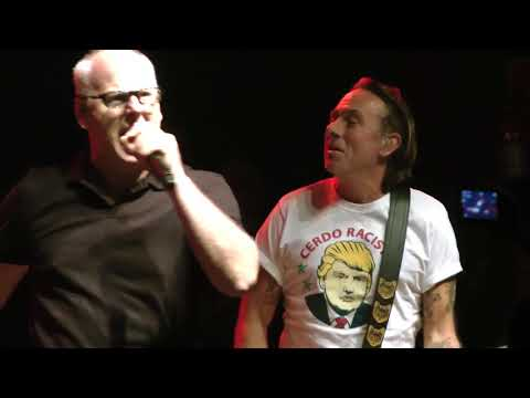 Bad Religion - Supersonic / Prove It / Can't Stop It - Live @ Rockout 07/11/2017