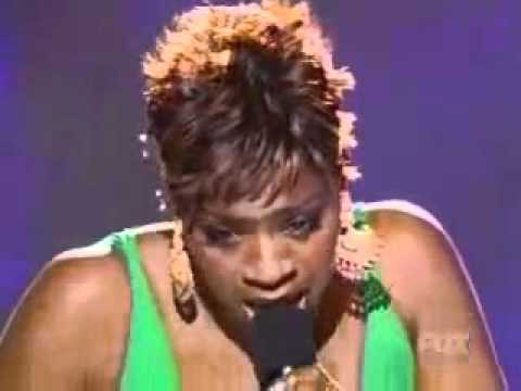 Fantasia Barrino singing Always On My Mind on Fox Christmas Special (2004)