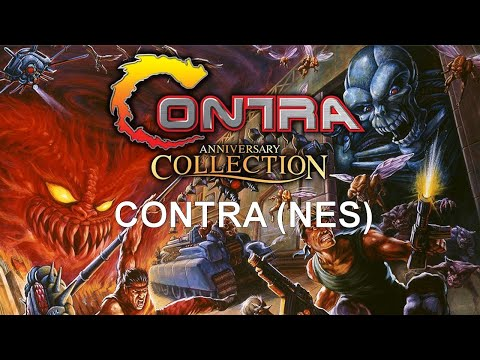 contra-(ps4)---contra-anniversary-collection-(complete-playthrough-with-30-lives-konami-code---nes)