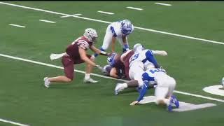 Calallen vs. Austin McCallum - Playoff Football Highlights
