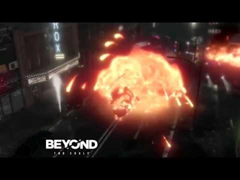 Análisis Videojuego - Beyond: Two Souls