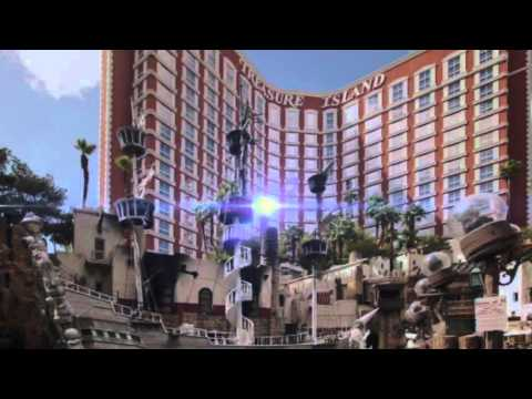 3-13-16 Treasure Island Hotel and Casino Review