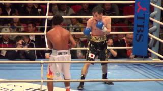 4/7 デンバー・クエロ(比)vs國重 隆(ワタナベ) 7R