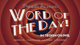Word of the Day #1428