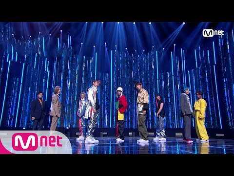 [DKB - Work Hard] KPOP TV Show |  M COUNTDOWN 20201105 EP.689