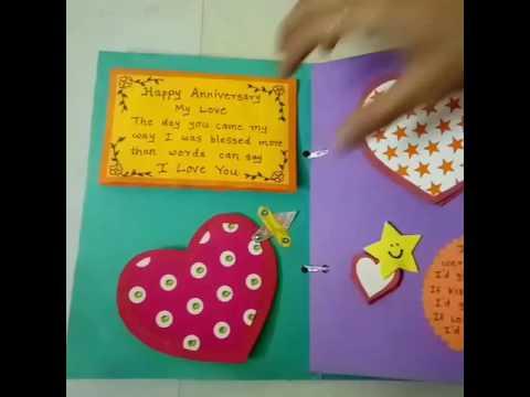 8th Love Anniversary Greeting Card for Boyfriend