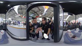 DJI RoboMaster S1 Launches at CES Asia