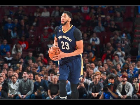 Anthony Davis' Top 10 Plays of the 2016-2017 NBA Season