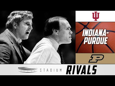 Indiana-Purdue Rivalry: History Of The Indiana Hardwood Battle | Stadium