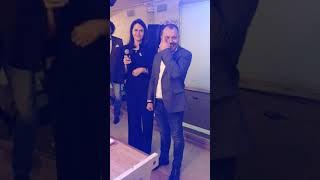 Торт от поклонников и награждение. Видео Кочетковой Светланы.