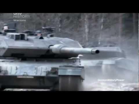 Leopard 2 | German Steel | Deutscher Stahl | HD