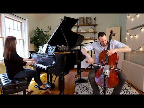 The Weeknd - Call Out My Name (Cello + Piano Version) - Brooklyn Duo