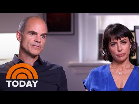 Michael Kelly, Constance Zimmer Talk 'House Of Cards' Final Season  TODAY