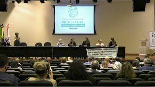 Seminário discute direitos dos animais em SC