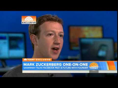 Zuckerberg on Facebook's success  We 'cared more'.