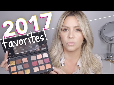 My 2017 FAVORITE Products and Tools