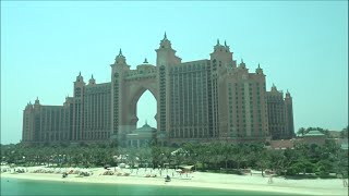 Inside Palm Jumeirah Dubai