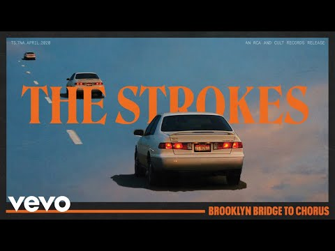 "The Strokes - New Song ""Brooklyn Bridge to Chorus"""