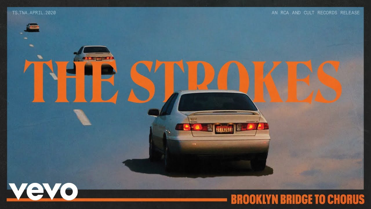 Arti Lirik dan Terjemahan The Strokes - Brooklyn Bridge to Chorus