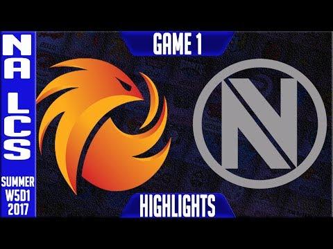 Phoenix1 vs Team