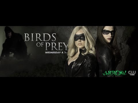 "Arrow ""Birds of Prey"" Episode Talk & DC Comics Praise (22+Mins) *Podcast"