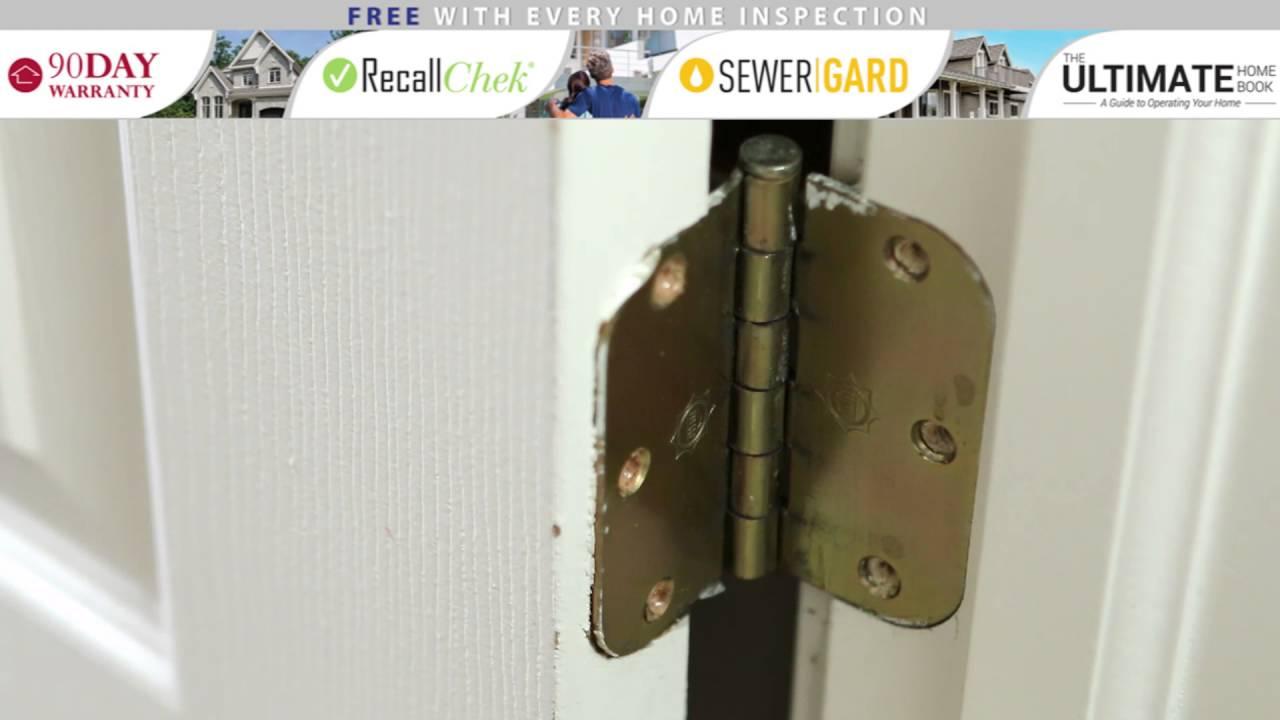 Replacing Door Hinges