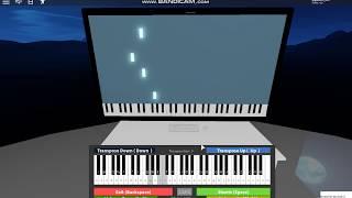Jv Como tocar 2 musicas no (Virtual Piano Visualizations) (ROBLOX)