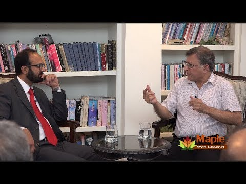 Pervez Hoodbhoy Talks on the Role of Religion in Human Civilization