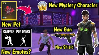 Advance server First Look😵🔥New Gun ,New Shield ,New Pet ,New Character & Many More !!