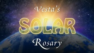 Guided Sun Meditation Video with Songs and Prayers: Vesta