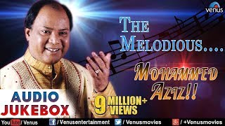 The Melodious Mohammed Aziz Bollywood Romantic Hits Audio Jukebox Hindi Love Songs