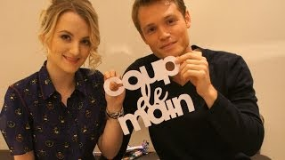 EVANNA LYNCH vs. ROBBIE JARVIS! - The @COUPDEMAIN Armageddon Interview.