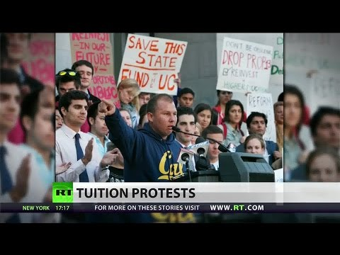 Students occupy UC Berkeley building over 25 percent tuition hike