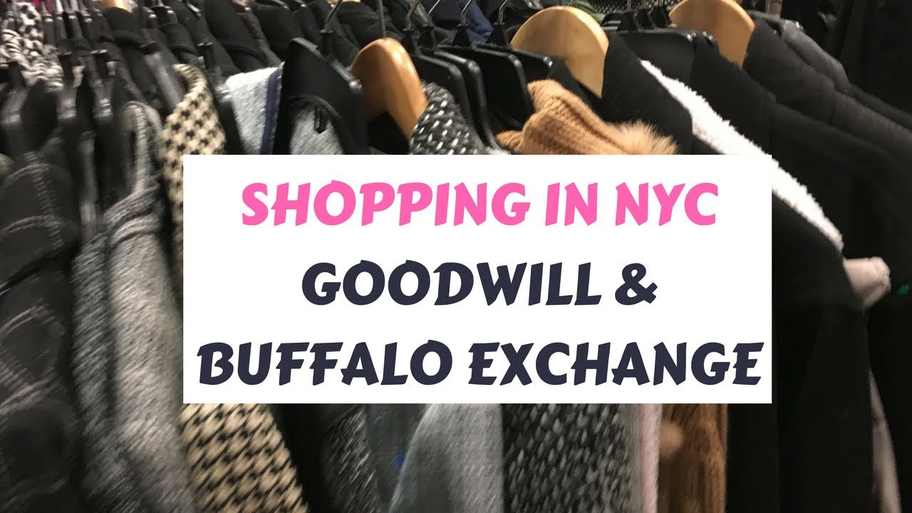 Buffalo exchange nyc